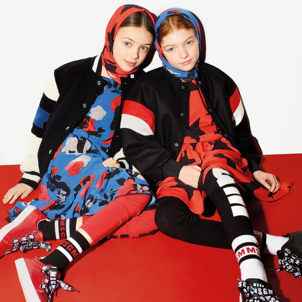 Milan Fashion Week Spring Summer 2019 MSGM Mini Me Fall Winter 2018-2019
