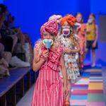 KidzFizz fashion show during Pitti Bimbo 87