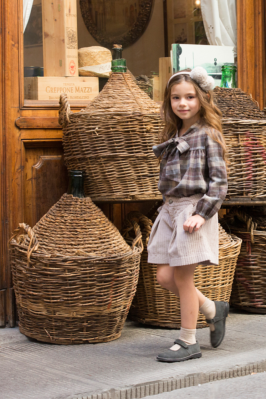 Autumn has eventually arrived! We welcome it with Le Petit Coco
