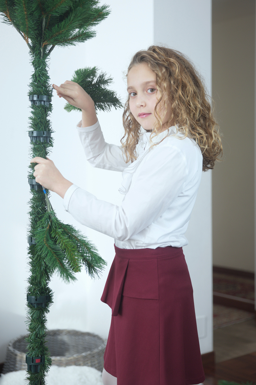 When to take down Christmas Tree Aletta fall winter 2018