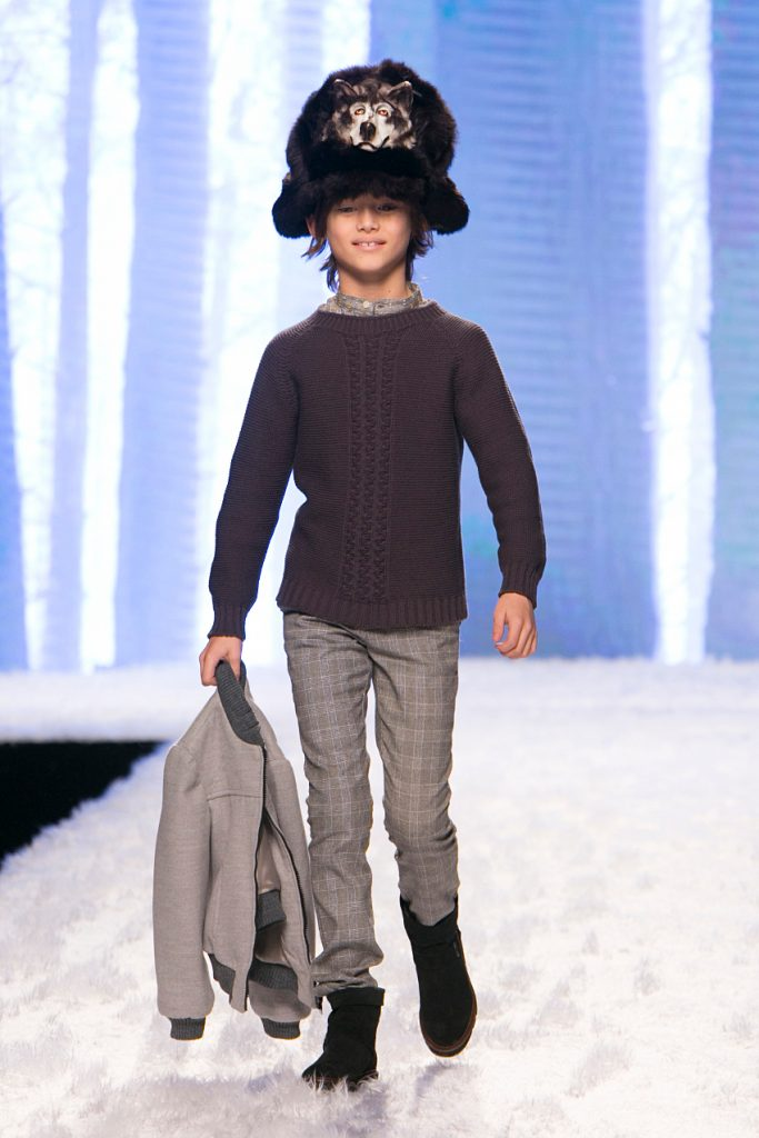 Childrens fashion from spain pitti bimbo 88 Tartaleta