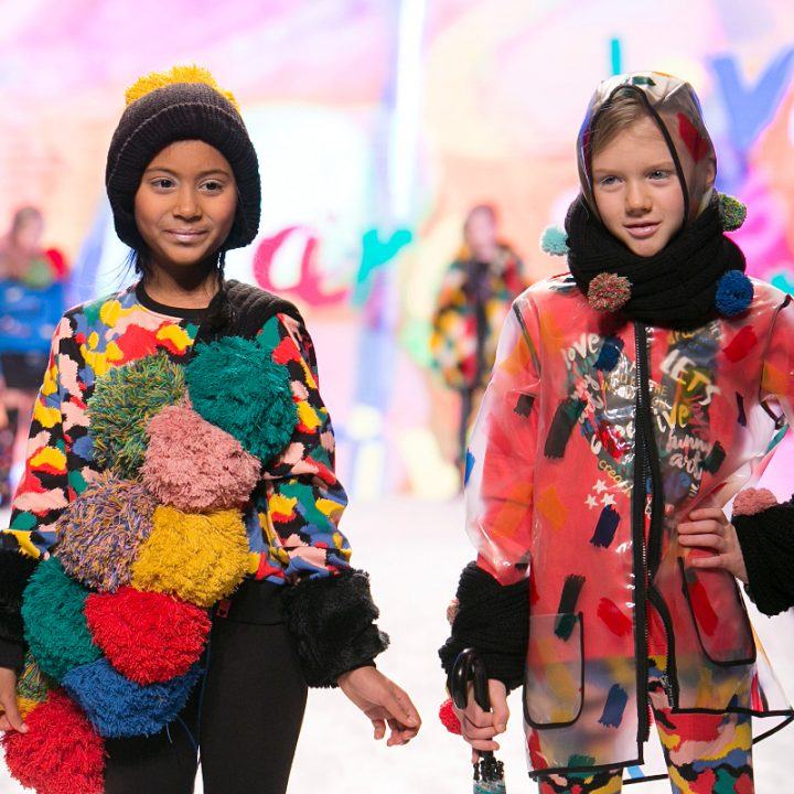Children's fashion from Spain Pitti Bimbo 88