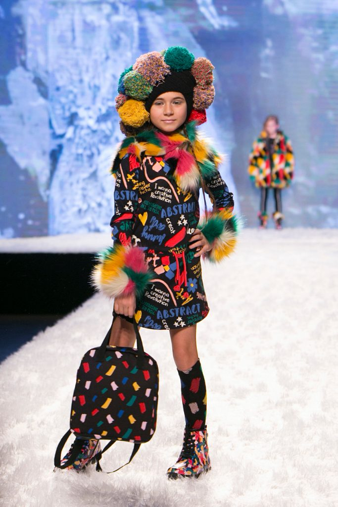 Children's fashion from Spain Pitti Bimbo 88 TUC TUC