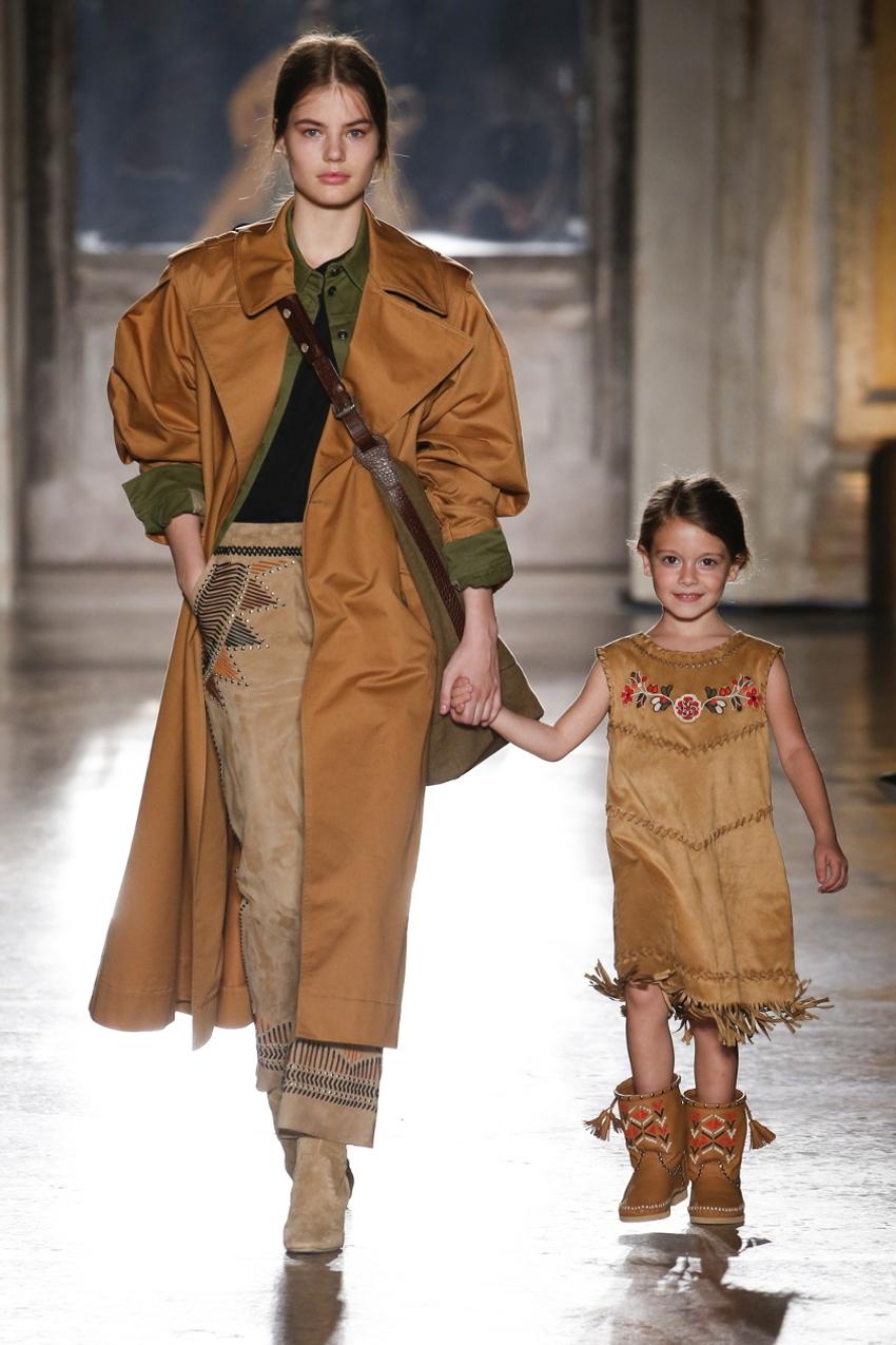 Milan Fashion Week Fall Winter 2018-2019 Alberta Ferretti