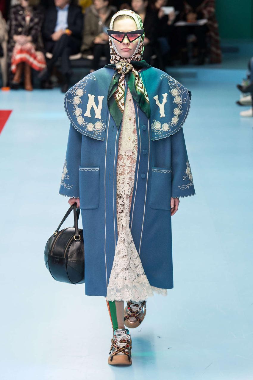 Milan Fashion Week Fall Winter 2018-2019 Gucci Mini Me