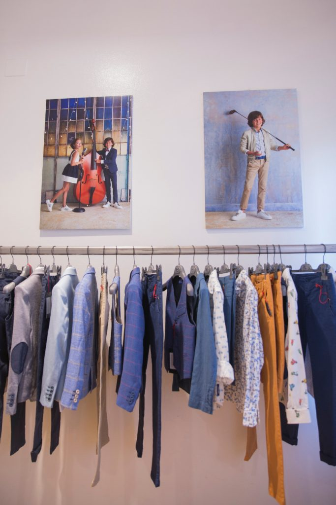 Italian kids fashion new opening Ever