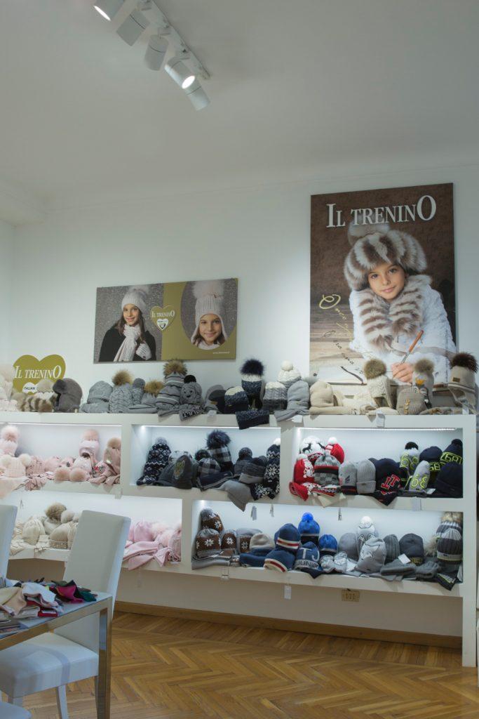 Italian kids fashion new opening Il Trenino