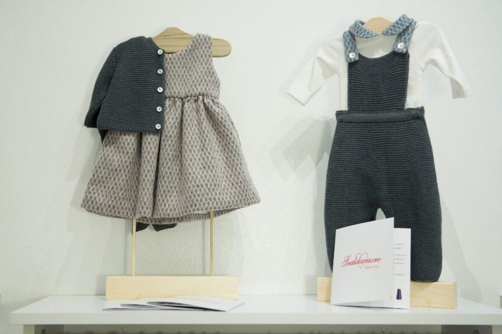 Italian kids fashion new opening Scaldacuore