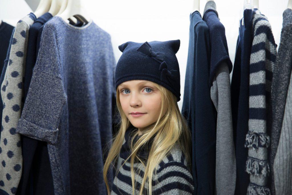 Italian kids fashion new opening Viaelisa