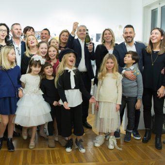 Italian kids fashion new opening