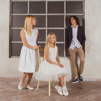 Sneakers for special occasions and Morelli spring summer 2019