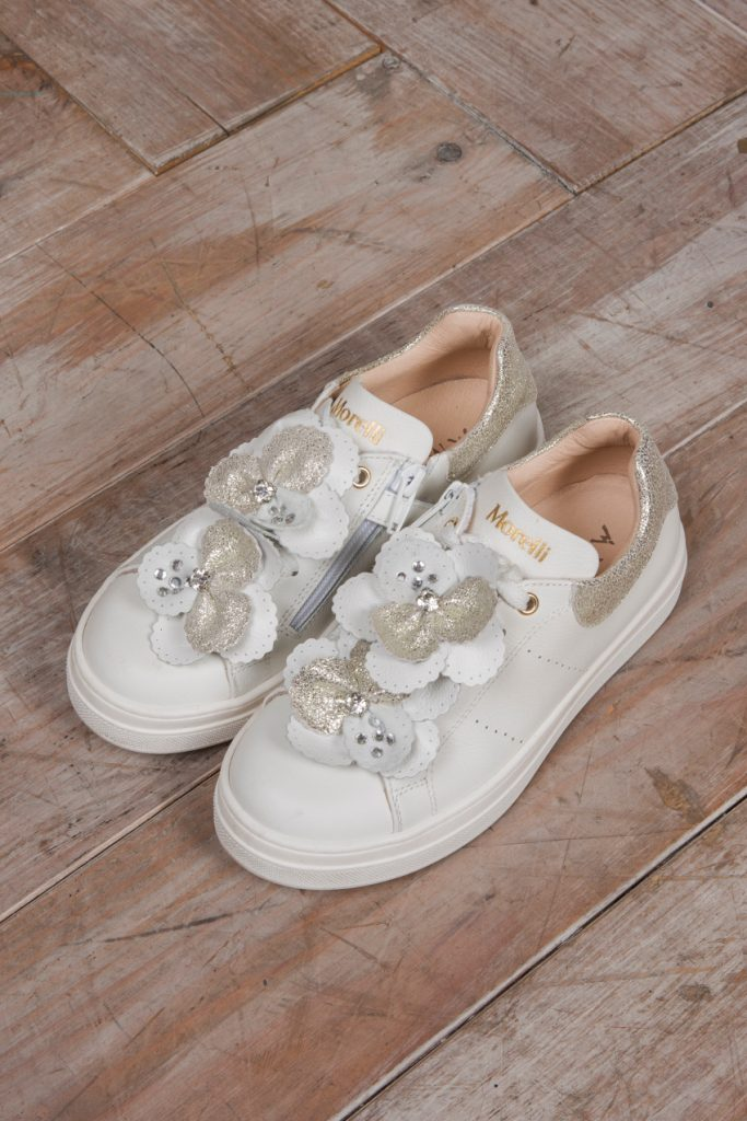 Morelli spring summer 2019 elegant sneakers for special occasions