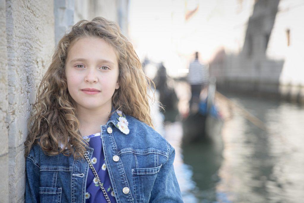 Monnalisa spring summer 2019 daisy line in Venice