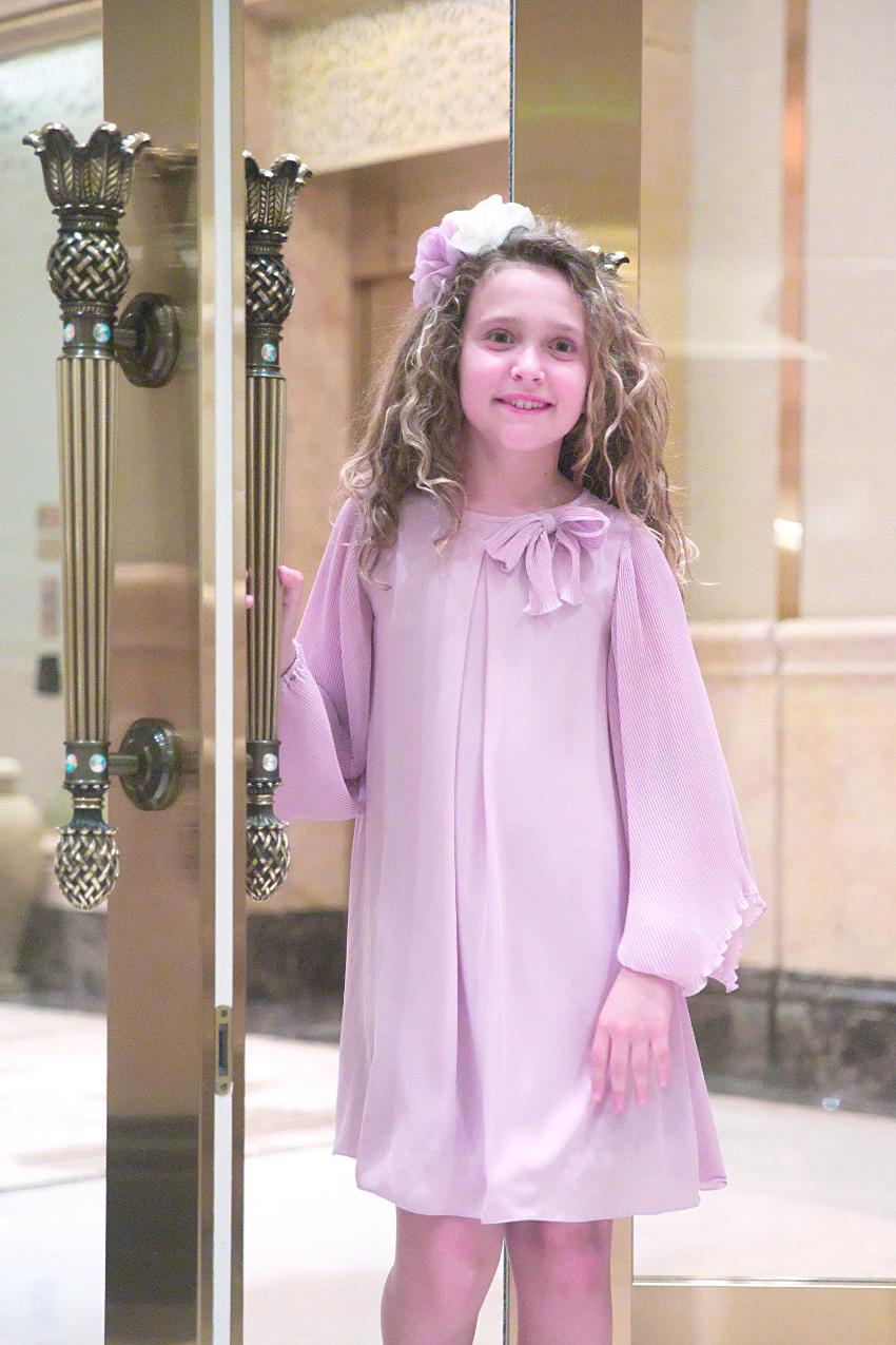 Emirates palace and Aletta kids spring summer 2019
