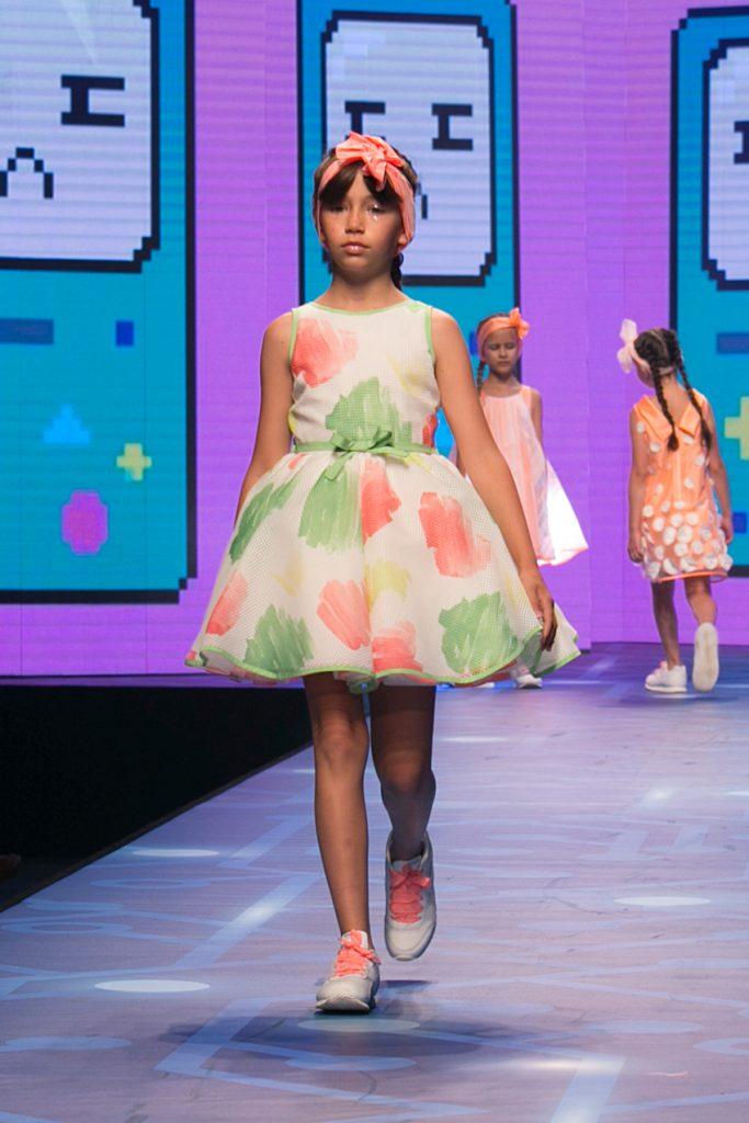 Children's fashion from Spain Pitti Bimbo 89 Amaya