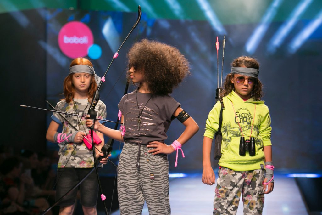 Children's fashion from Spain Pitti Bimbo 89 Boboli