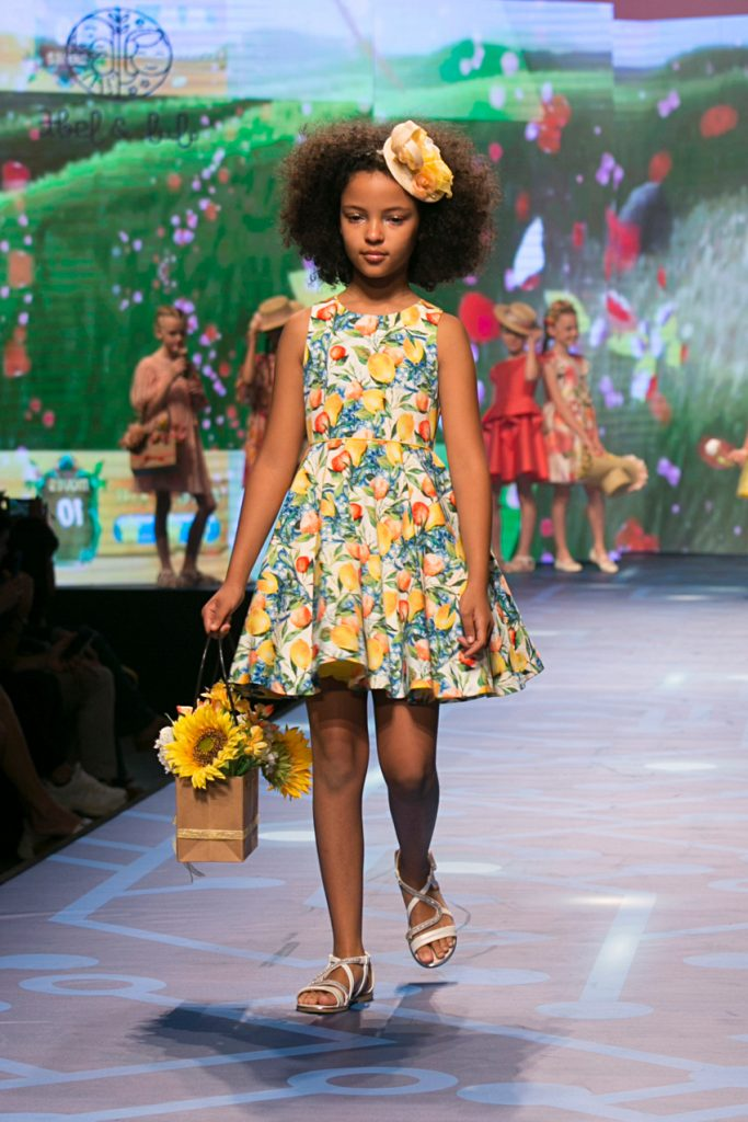 Children's fashion from Spain Pitti Bimbo 89 Abel & Lula