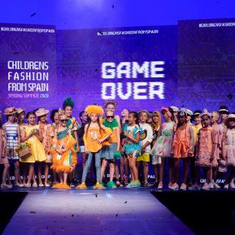 Children's fashion from Spain Pitti Bimbo 89