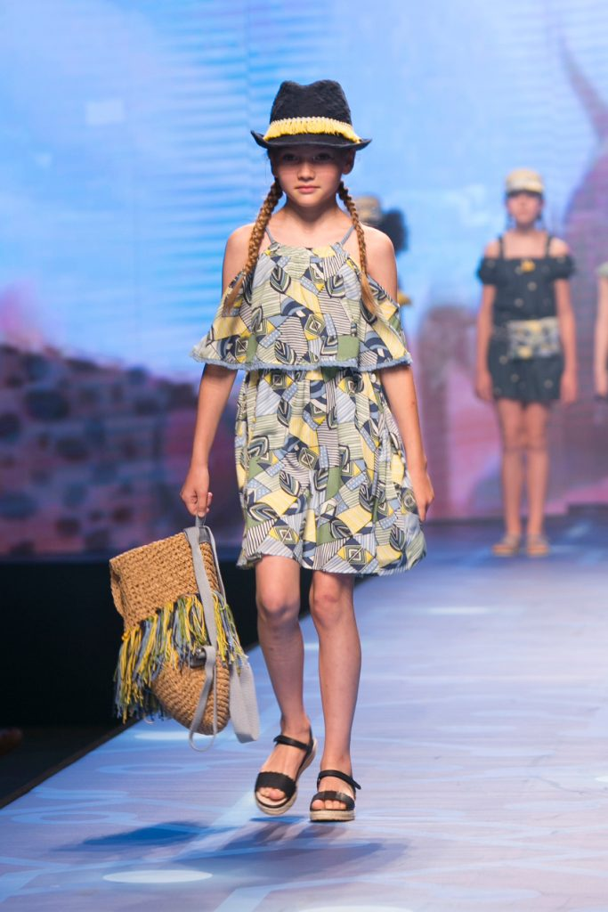 Children's fashion from Spain Pitti Bimbo 89 Mayoral