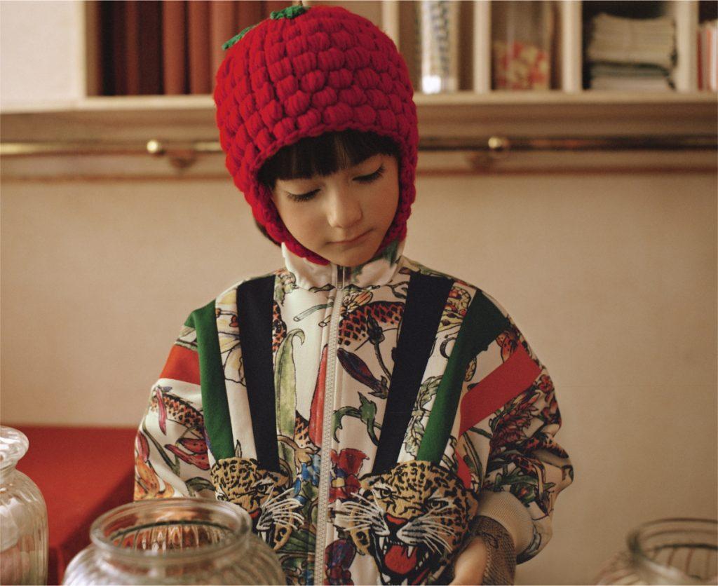 Milan Fashion Week Spring Summer 2020 Gucci Children