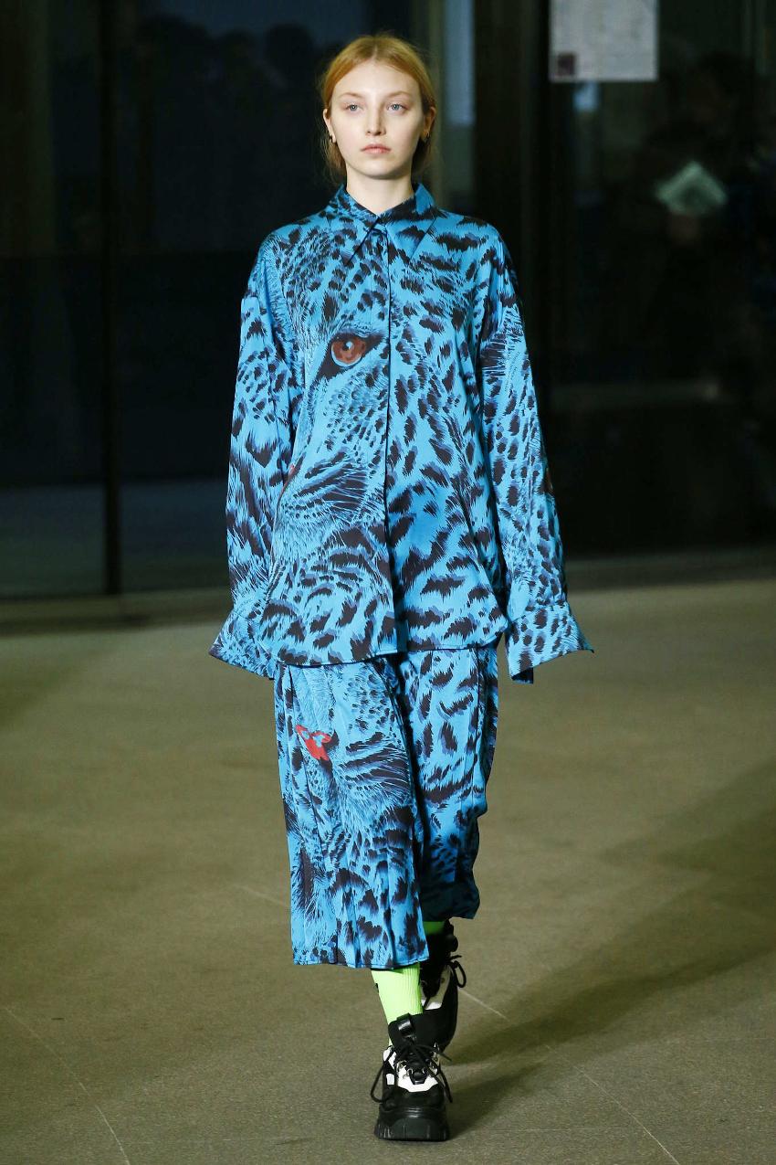 Milan Fashion Week Spring Summer 2020 MSGM Woman