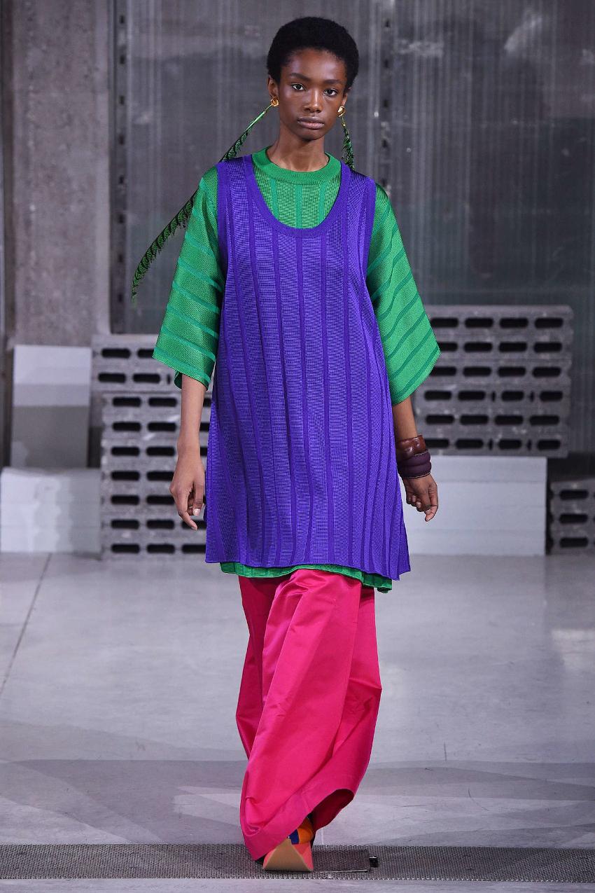 Milan Fashion Week Spring Summer 2020 Marni Woman