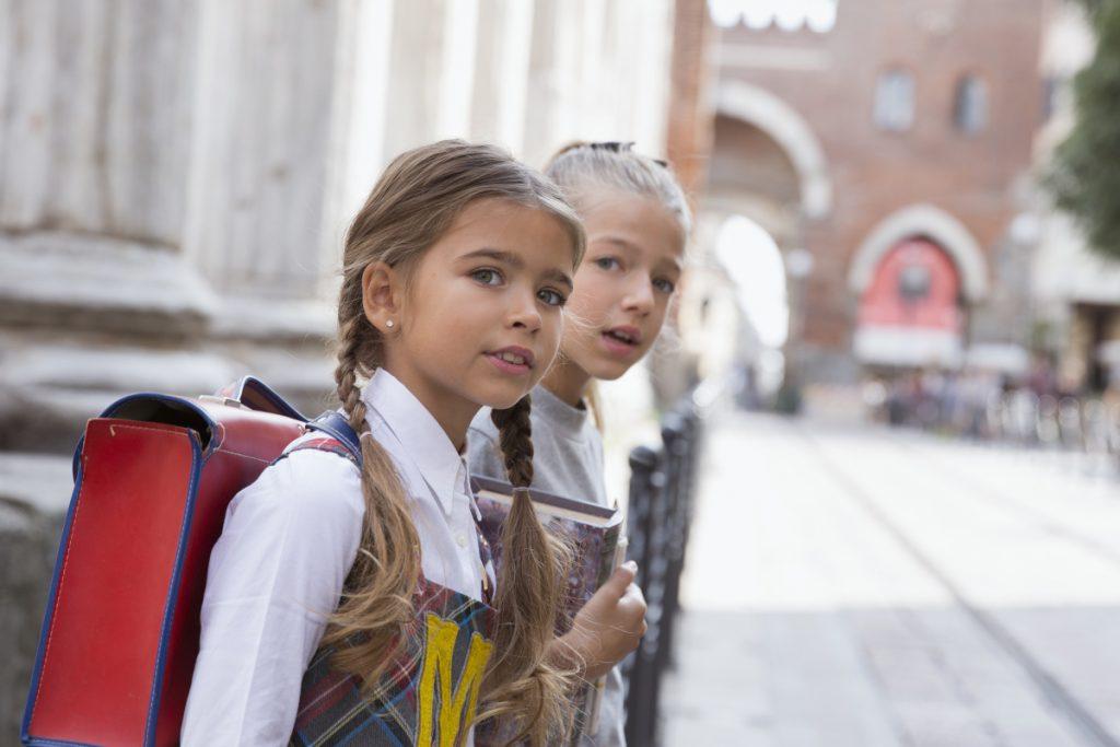 Mimisol back to school 2019 around Milan