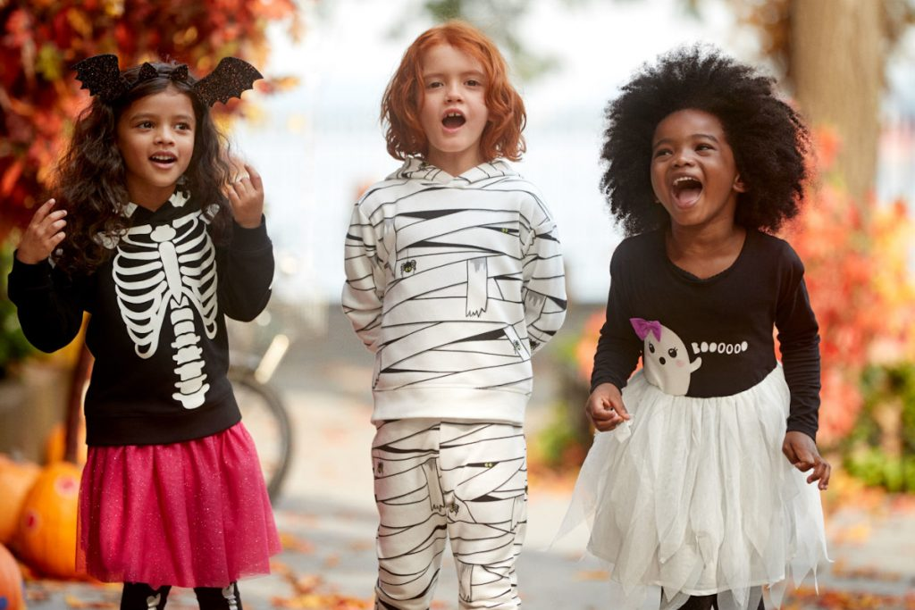 H&M Halloween kids costumes 2019