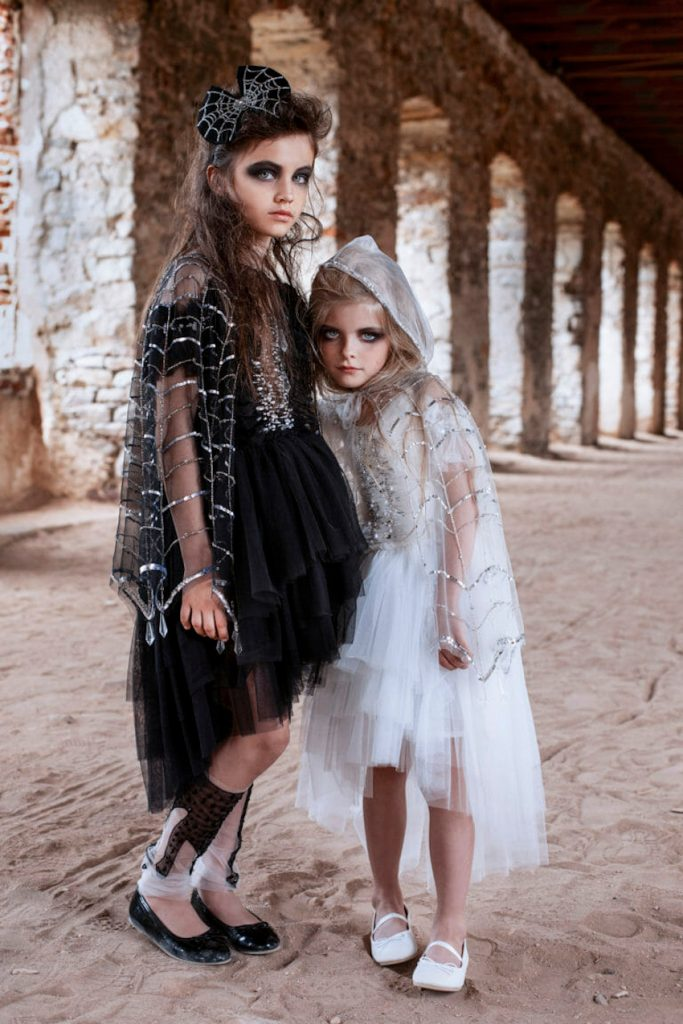 Tutu Du Monde Halloween kids collection 2019 After Dark