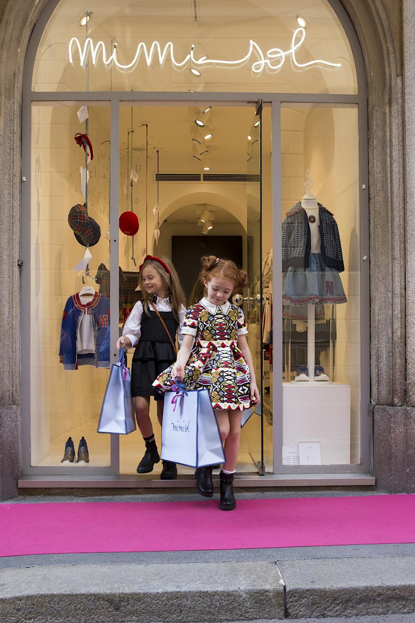 Around Milan in Mimisol