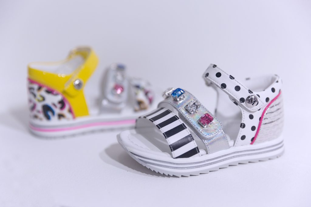 kids footwear trends MICAM 88 Empower up inspired by punk culture