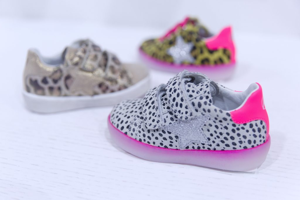 kids footwear trends MICAM 88 Empower up inspired by modern African culture