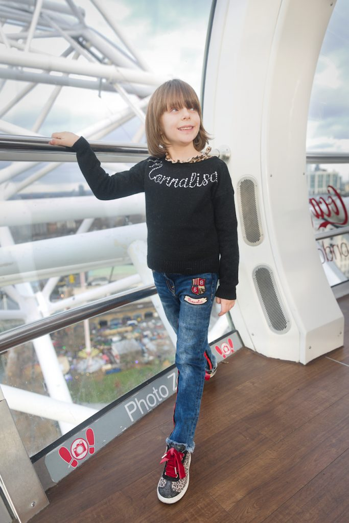Weekend in London with kids in Monnalisa fall winter 2019