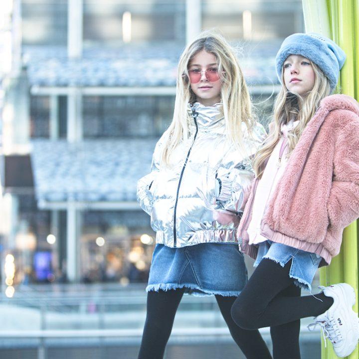 Chiara Ferragni Fall Winter 2019 for girls