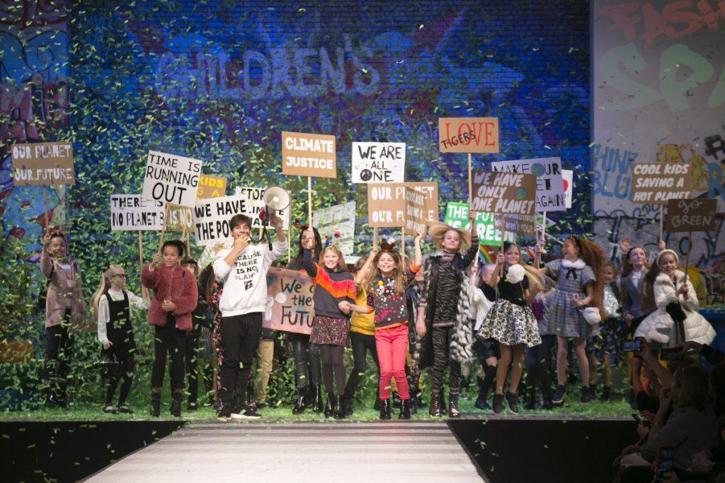 Children's Fashion From Spain Pitti Bimbo 90 Finale