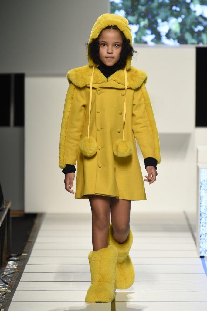 KidzFizz fashion show from pitti bimbo 88