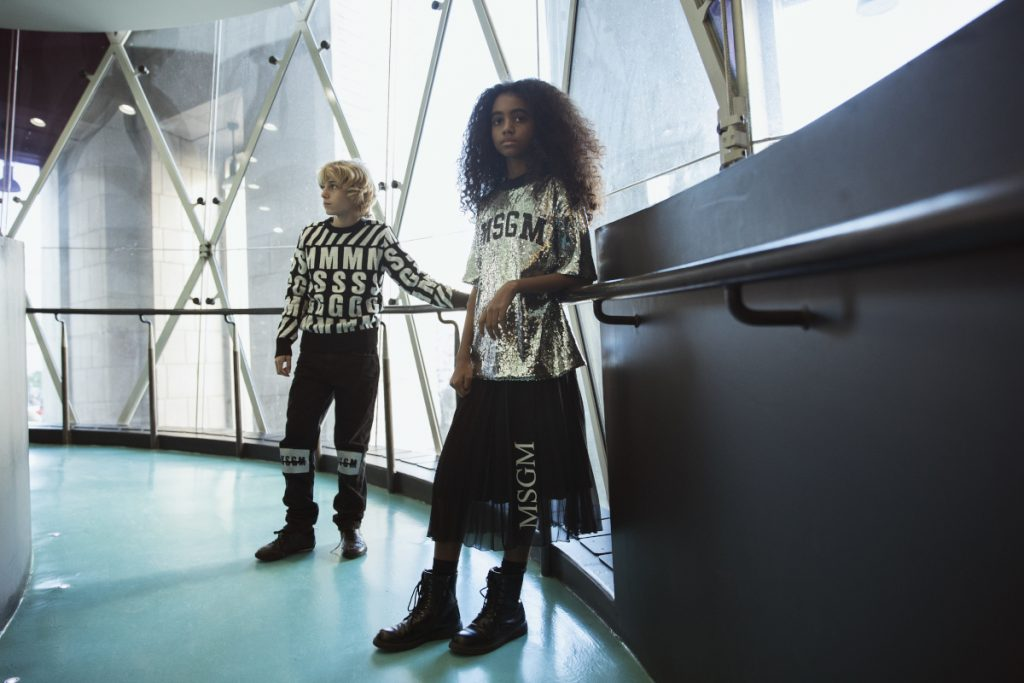 MSGM Kids Fall Winter 2019