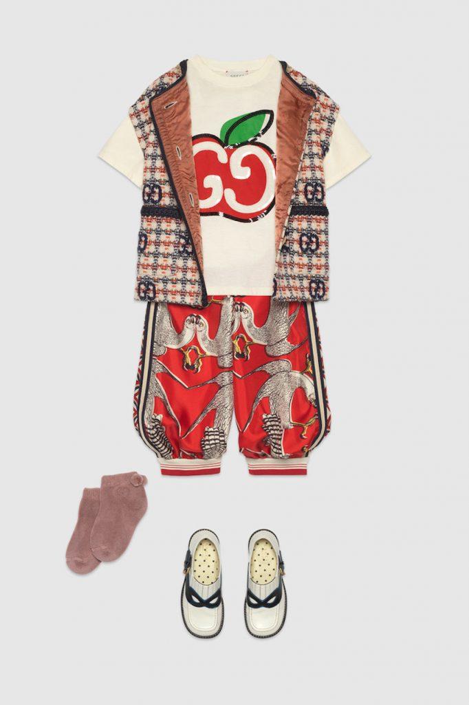 Gucci Children Spring Summer 2020 mini me