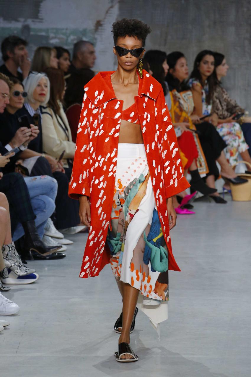 Milan Fashion Week Fall Winter 2020-2021 - Marni Kids spring summer 2019 that inspired mini-me outfit