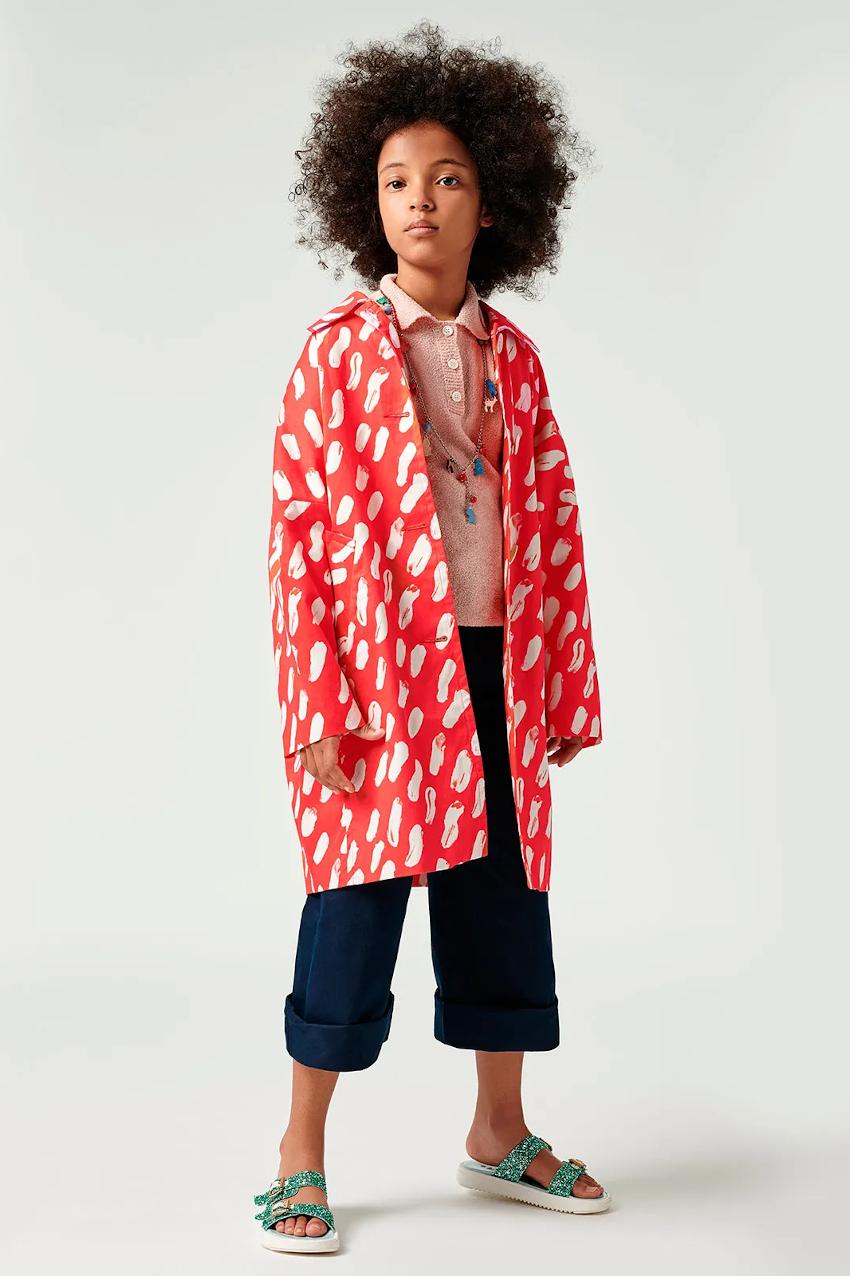 Milan Fashion Week Fall Winter 2020-2021 - Marni Junior spring summer 2020 mini-me outfit