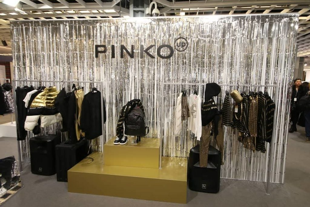 Pinko Loves Music during Pitti Bimbo 90