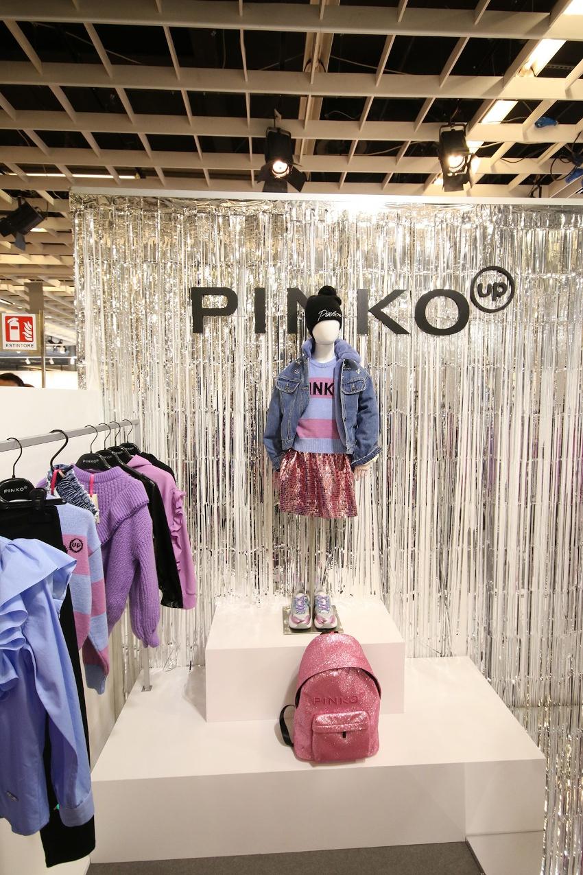 Pinko Loves Music during Pitti Bimbo 90