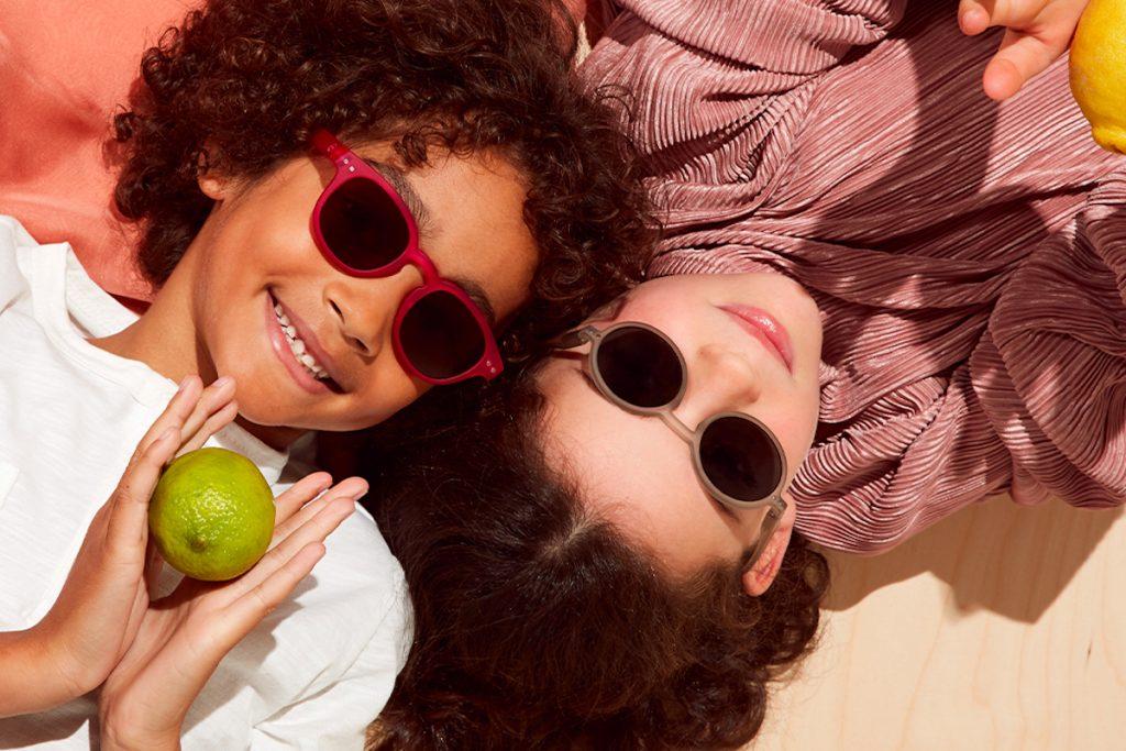 Coronavirus kids fashion initiatives Izipizi digital activities for kids