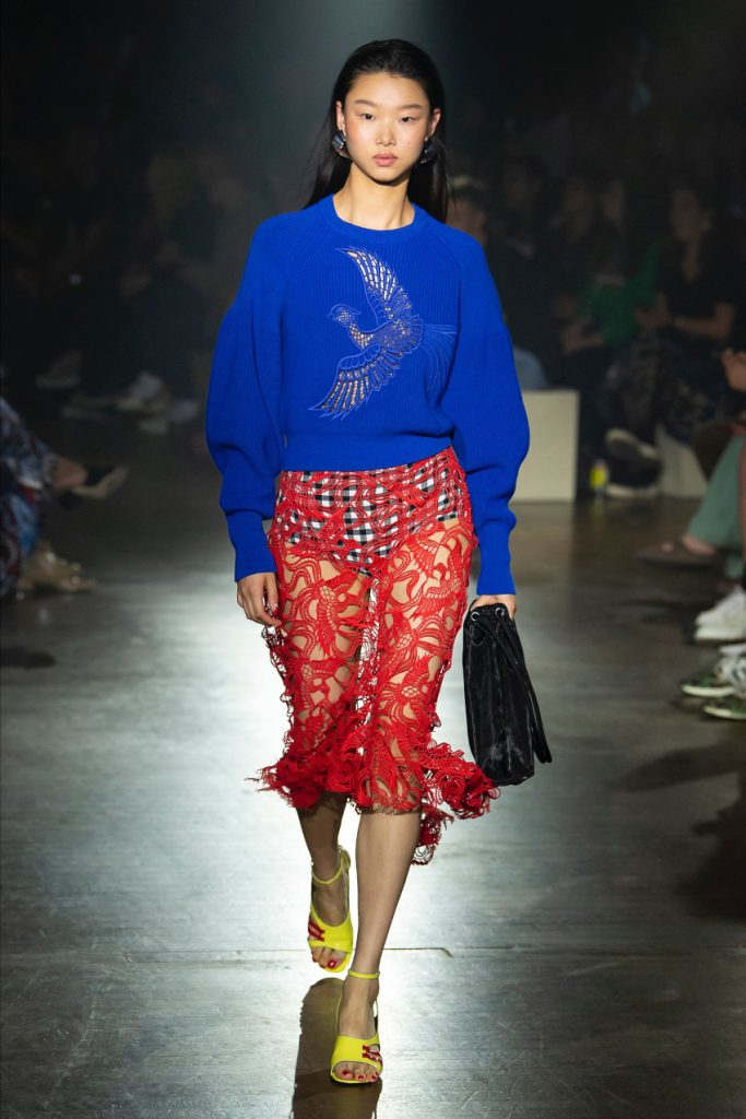 Paris Fashion Week Fall Winter 2020-2021 - Kenzo spring summer 2019 that inspired mini-me outfit for girls SS20