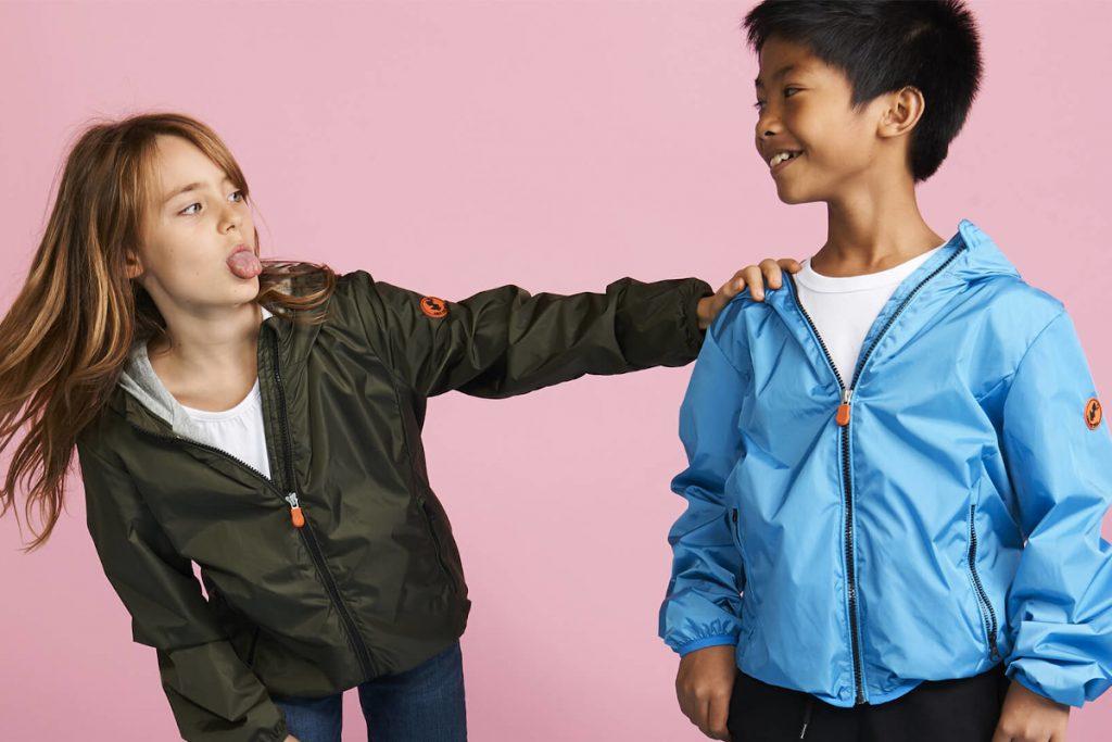 Coronavirus kids fashion initiatives Save the Duck funds raising
