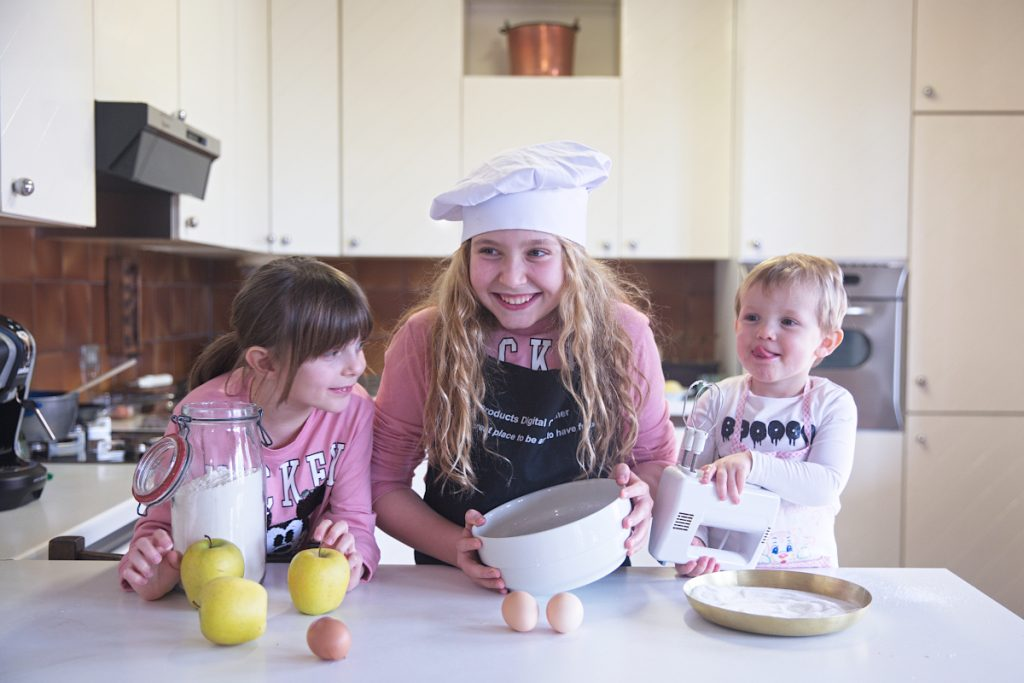 Things to do with kids during Coronavirus Cooking with Kids