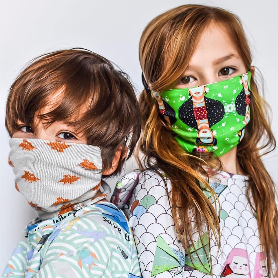 Trendy Kids Face Masks EFVVA