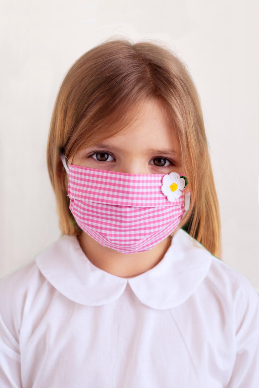 Trendy Kids Face Masks Piccola Ludo