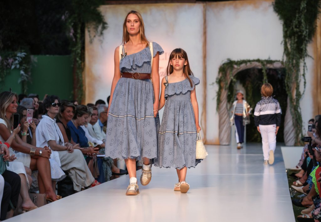 Monnalisa Mini-Me matching outfits for mother's day spring summer 2020
