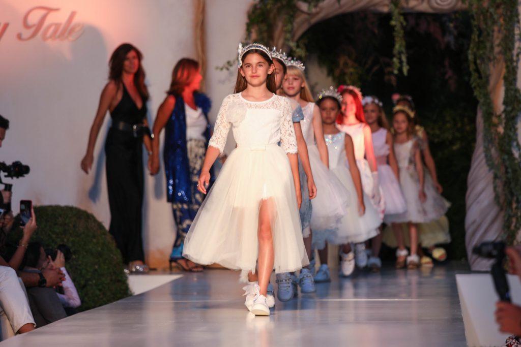 Monnalisa spring summer 2020 fashion show during Pitti 89